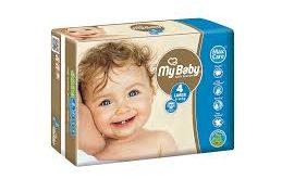 پوشک نوزاد مای بیبی